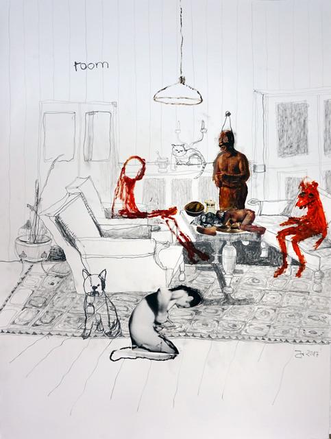 , 'Room,' 2017, Knight Webb Gallery