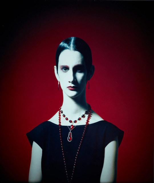 Toni Meneguzzo, 'Sasha con Ambre, Vogue Gioello - dress Romeo Gigli - Milano', 1986,  29 ARTS IN PROGRESS gallery