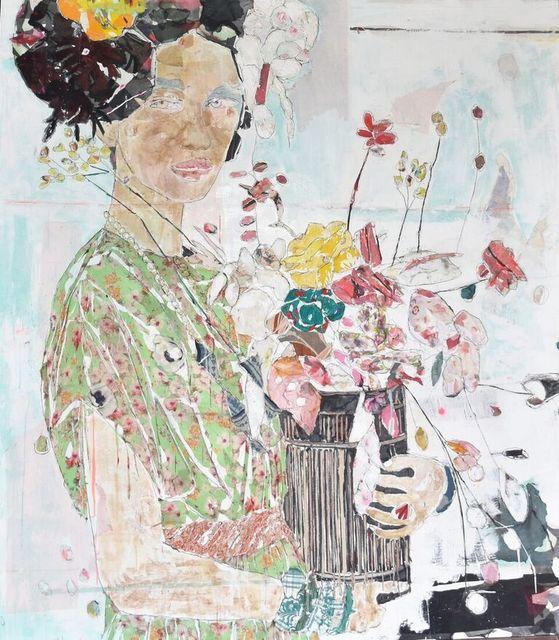 , 'Ayu,' 2019, Rebecca Hossack Art Gallery