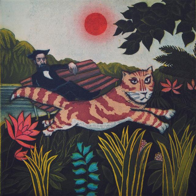 , 'Rousseau's Cat,' , Sarah Wiseman Gallery