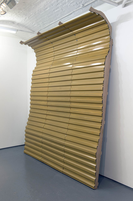 , 'Wall Thing,' 2015, FOLD Gallery