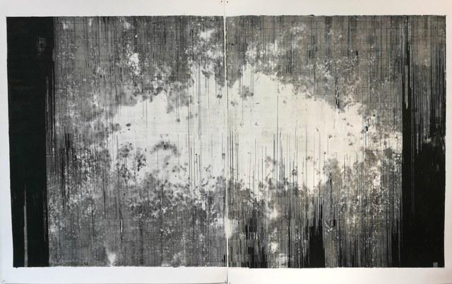 "Patrice Pantin, '""empreinte d`un tas de sable, emprunte d`un temps de chauffe""', 2012, Galerie Frey"