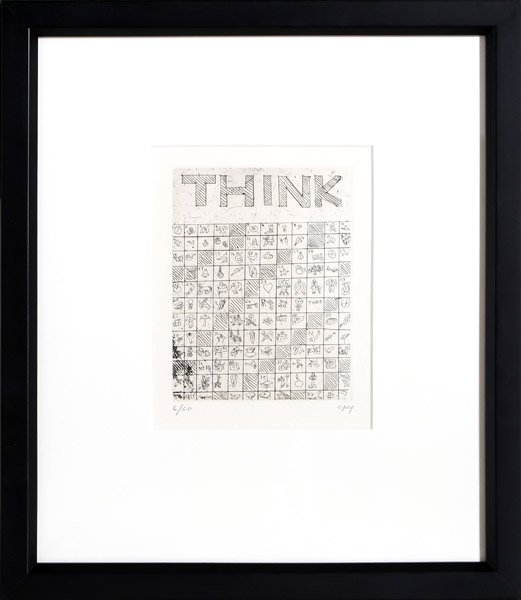 , 'Think,' 1962, Linn Lühn