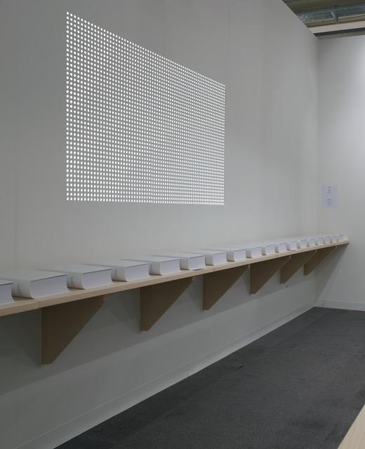 Robert Barry, 'One Billion Dots', 2008, mfc - michèle didier