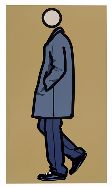 , 'Jeremy Walking in Coat,' 2010, Galeria Mário Sequeira