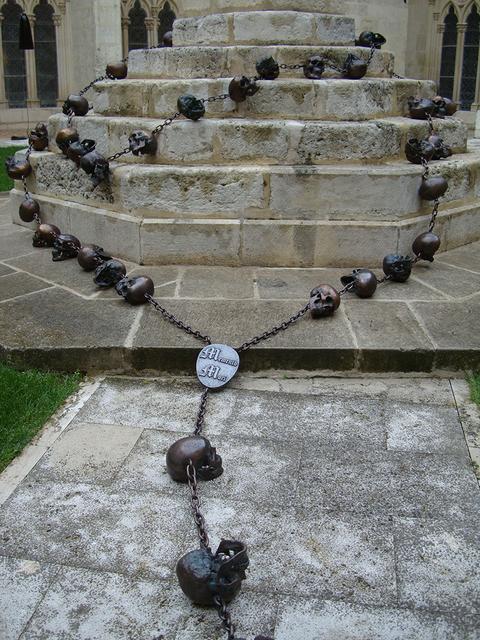, 'Rosario (Memento Mori),' 2009, Galeria Carles Taché
