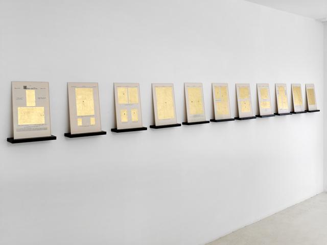 Fabrice Samyn, 'Scars', 2013, Sies + Höke