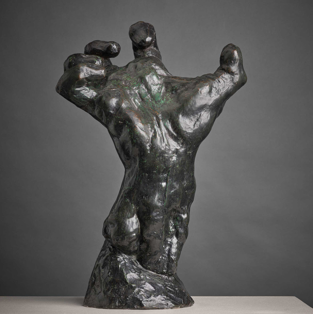 , 'The Mighty Hand (Main Crispee),' ca. 1800, Legion of Honor