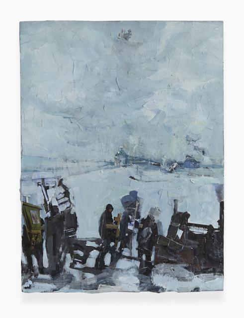 , 'Vast Abundance 1,' 2013, Klowden Mann