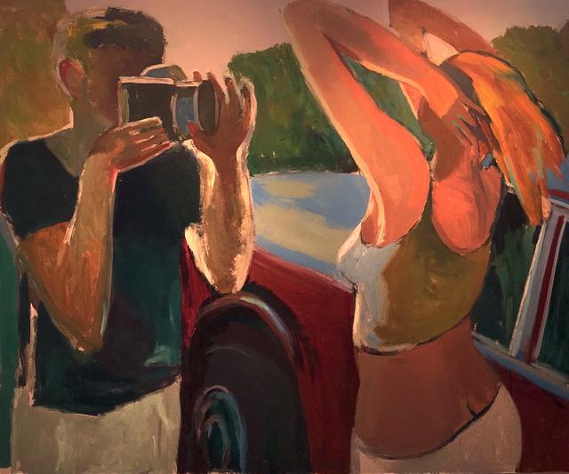 , 'Trio,' 2003, Atrium Gallery