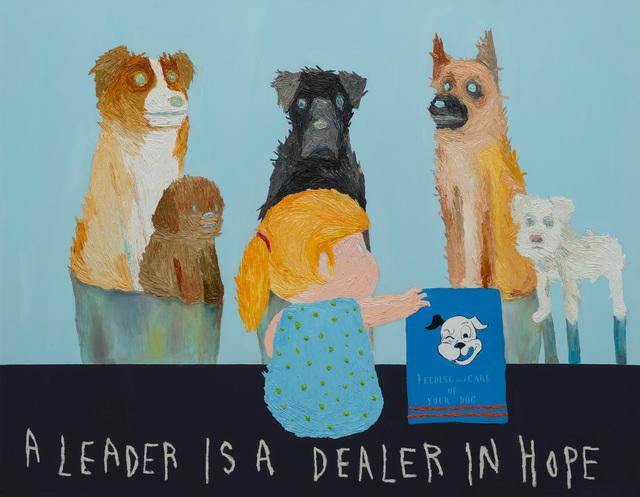 , 'Commander -dog-,' 2018, Gallery BK