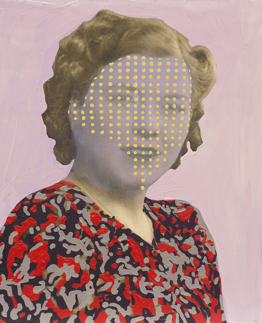 Daisy Patton, 'Untitled (To Nancy with Lots of Love from Olive xx 1943 Sydney H. Wood, Darlington)', 2017, k contemporary