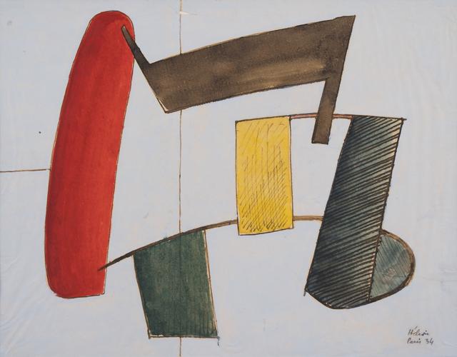Jean Hélion, 'Equilibre', 1934, Digard Auction