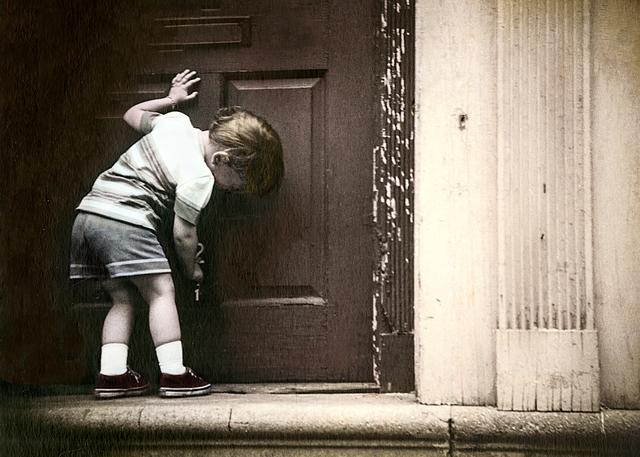 , 'Child's Doorway,' , Soho Photo Gallery