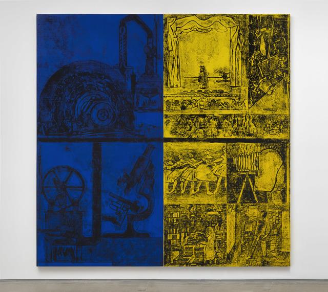 Matt Mullican, 'Untitled (From the World Unframed)', 1987, Edward Cella Art and Architecture