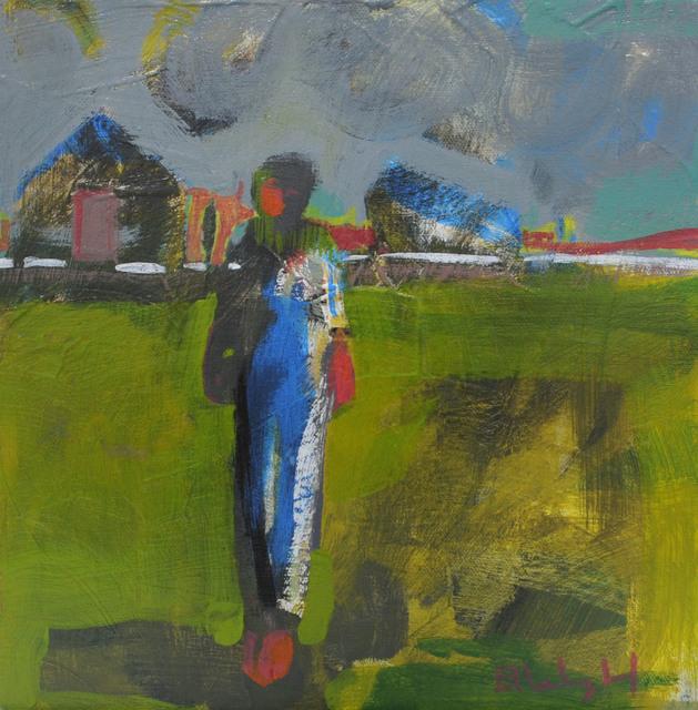 , 'Neighbors in a Lovely World,' 2019, Caron Gallery