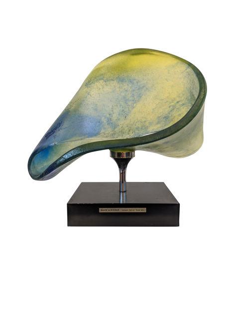Salvador Dalí, 'Bande de Moëbius', 1970, Sculpture, Daum pâte de verre sculpture, Capsule Gallery Auction