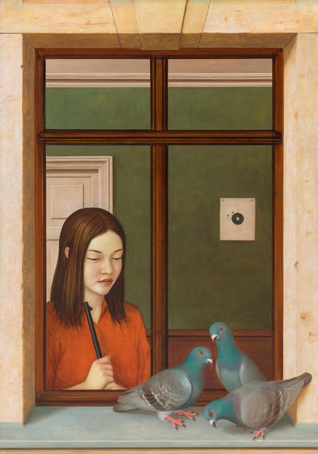 , 'The Pigeons,' 2018, Galerie Kleindienst