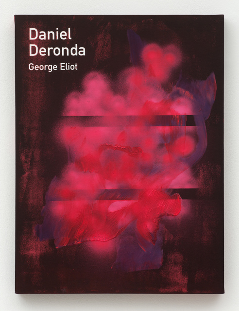 , 'Daniel Deronda / George Eliot,' 2014, Wilkinson