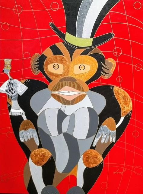 , 'Tequila Mockingbird,' ca. 2017, Brickworks Gallery