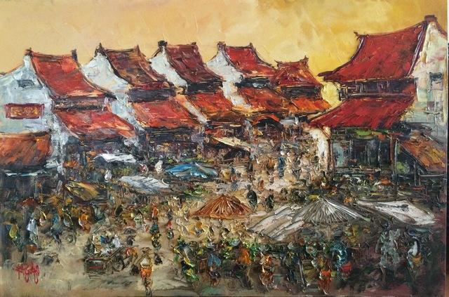 , 'Kampung Pecinan,' 2014, BLINK Gallery