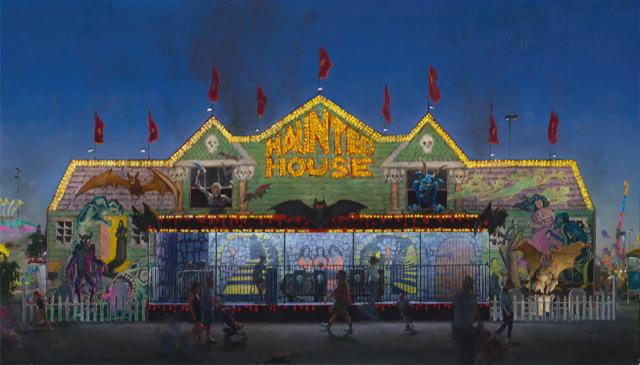 , 'Haunted House,' 2017, ARCADIA CONTEMPORARY