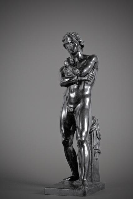 , 'Spartacus,' 1827, Martin du Louvre