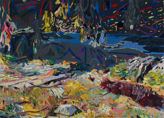 , 'Tidal Pool No. 2 (Kettle Cove, Maine),' 2019, David B. Smith Gallery