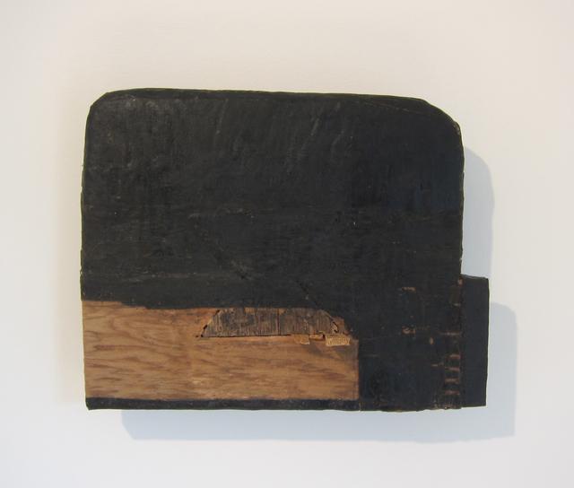 , 'Black Flat,' 2012, Albert Merola Gallery