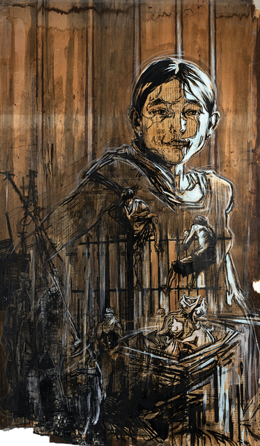 Swoon, 'Buenos Aires Collage', 2006, Tate Ward Auctions