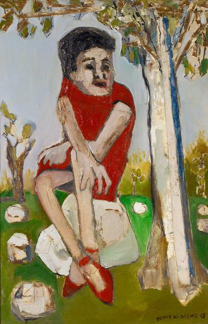 , 'Spring Maiden,' 1963, Hemphill Fine Arts