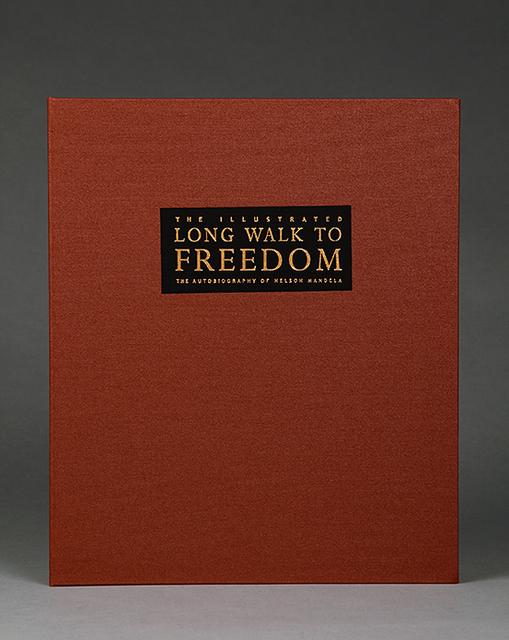 Nelson Mandela, 'The Illustrated Long Walk to Freedom', 2003, Belgravia Gallery