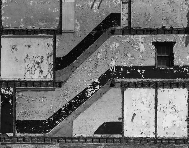 George Tice, 'Wall, Chestnut Street, Newark, NJ', 1967, Gallery 270
