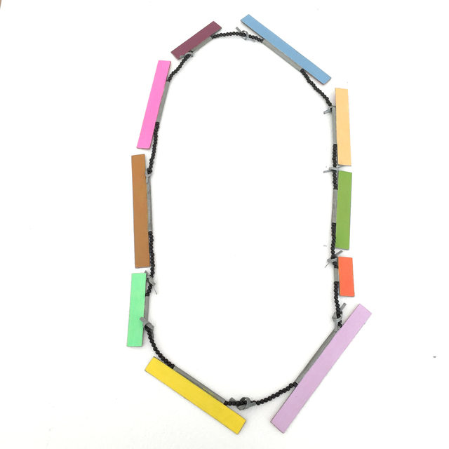 , 'Necklace (front),' 2014, Sienna Patti Contemporary