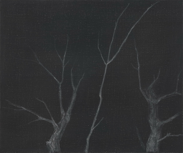 , 'The Tree at Night,' 2014, Aye Gallery