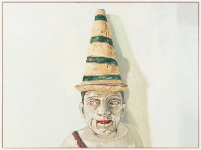 , 'Pierrot,' 2013, Galerie Peter Kilchmann