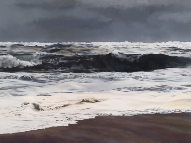 , 'Storm, Light, Ocean,' 2014, DANESE/COREY