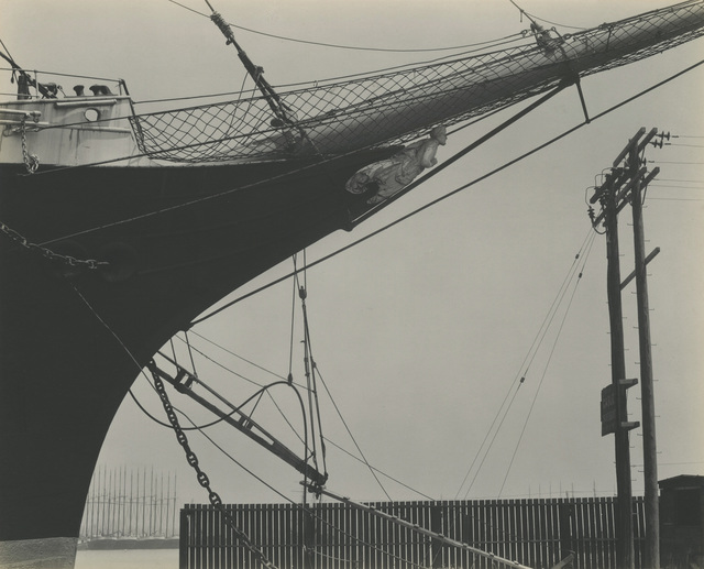 , 'Ships Prow, San Francisco,' ca. 1925, Lee Gallery