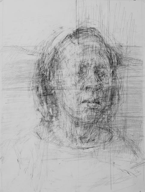, 'Gloria Looking Away,' 2017, Koplin Del Rio