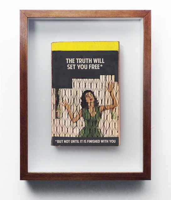 , 'The Truth Will Set You Free,' 2017, Axiom Contemporary