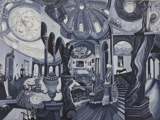 , 'Gatekeepers,' 2017, SILAS VON MORISSE gallery