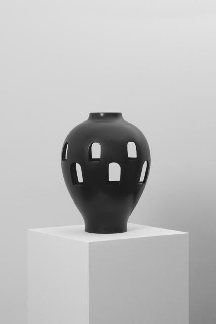 , 'Bucchero 10,' 2016, Giustini/Stagetti Galleria O. Roma