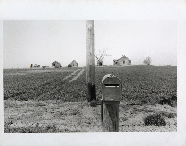 , 'U.S. 30 Between Ogallala and North Platte, Nebraska,' 1956, Etherton Gallery