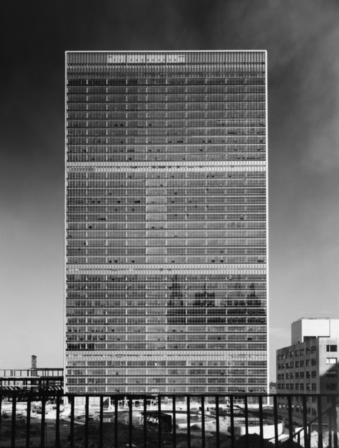 , 'United Nations, International Team of Architects Led by Wallace K. Harrison, New York, NY,' 1950 , Yossi Milo Gallery