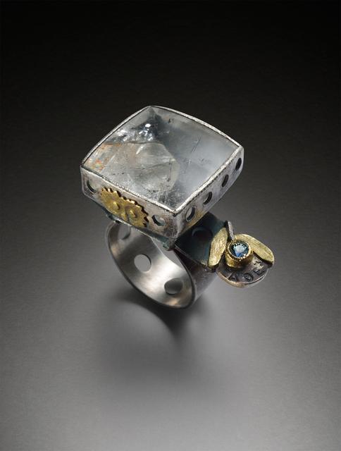 , 'Aphrodite Ring ,' 2017, Facèré Jewelry Art Gallery