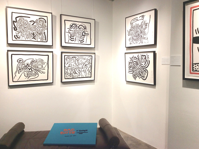 Keith Haring, 'Bad Boys (complete suite of 6 works)', 1986, Joseph Fine Art LONDON