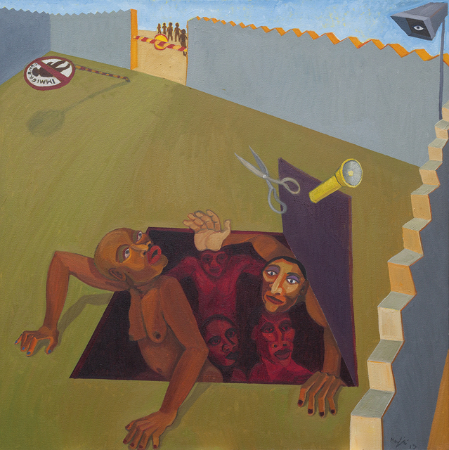 , 'UNDERGROUND,' 2015, ARTCO Gallery