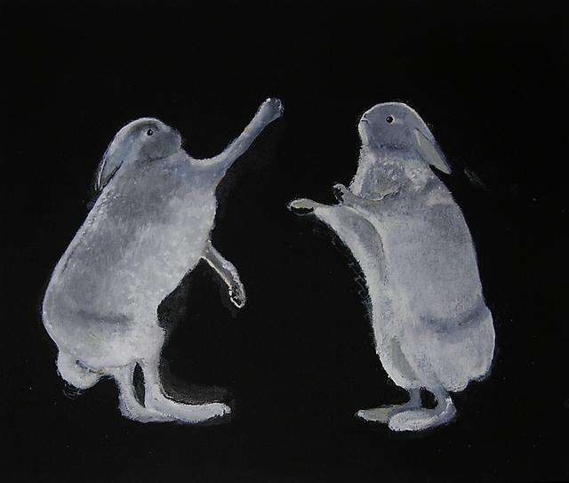 , 'Rabbits,' 2014, Carter Burden Gallery