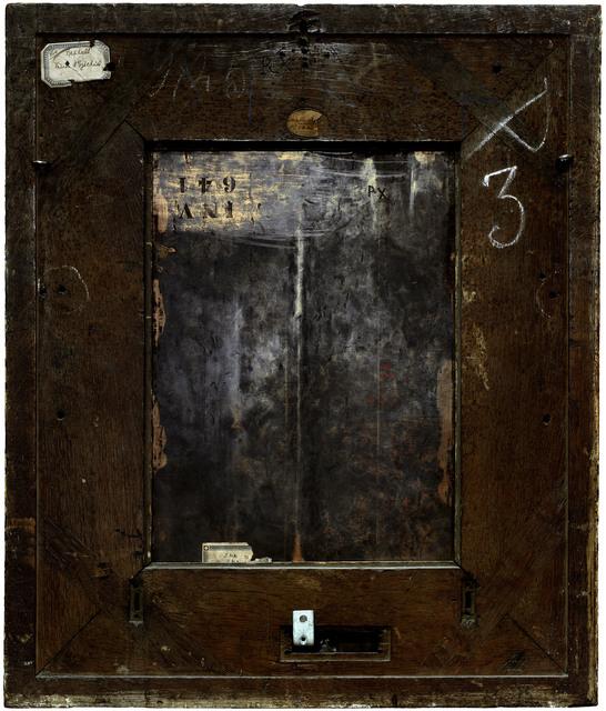 , 'Verso n°34, La Vision d'Ezéchiel, par Raphaël, collection du musée du Louve,' 2009, Modernism Inc.
