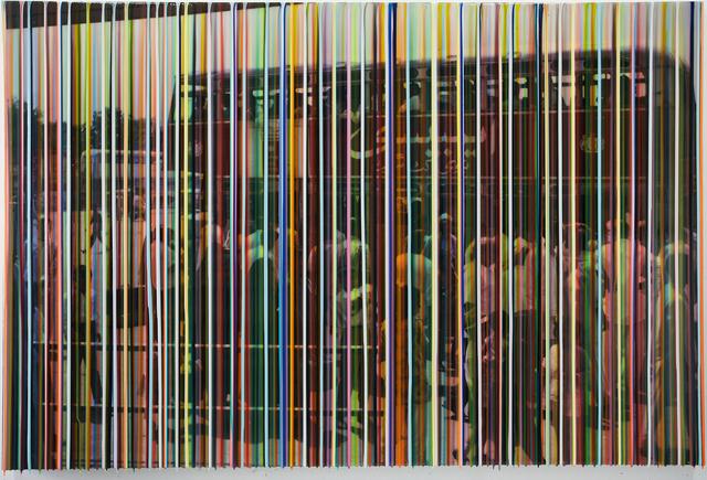 Markus Linnenbrink, 'ATTHISMOMENT(THELOWROAD)PAKISTAN1980s', 2017, Taubert Contemporary